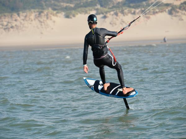 Kite Surf, Sand Up Paddle et Cerf Volant sur la Côte d'Opale