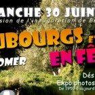 Faubourg et ville en fête le 30 Juin 2013