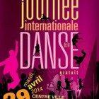 Journée Internationale de la Danse 2014 à Boulogne-sur-Mer