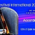 Accordé'Opale - Festival International 2015